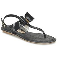 Sapatos Mulher Sandálias Grendha SENSE SANDAL Preto