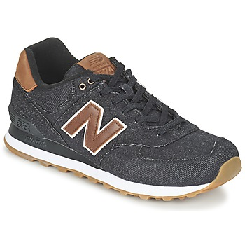 Sapatos Sapatilhas New Balance ML574 Preto