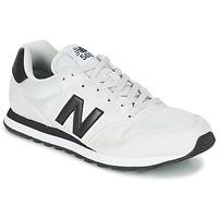 Sapatos Homem Sapatilhas New Balance GM500 Branco / Preto