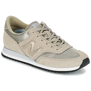 Sapatos Mulher Sapatilhas New Balance CW620 Bege
