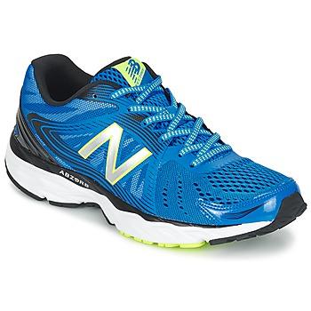Sapatos Homem Sapatilhas de corrida New Balance M680 Azul