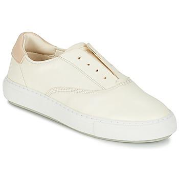 Sapatos Mulher Sapatilhas Marc O'Polo ODETTAR Cru