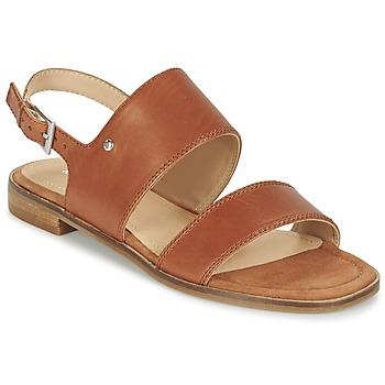 Sapatos Mulher Sandálias Marc O'Polo MIKILOP Conhaque