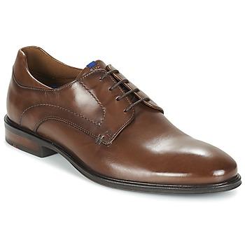 Sapatos Homem Sapatos Lloyd MILAN Castanho