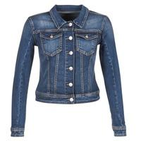 Textil Mulher casacos de ganga Meltin'pot JUSTINE Azul