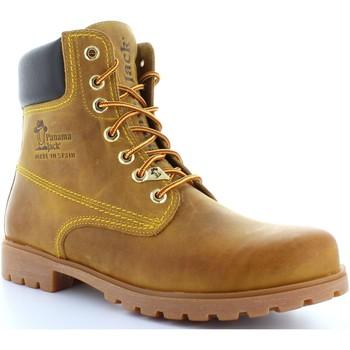 Sapatos Homem Botas baixas Panama Jack PANAMA 03 C1 NAPA VINTAGE Beige