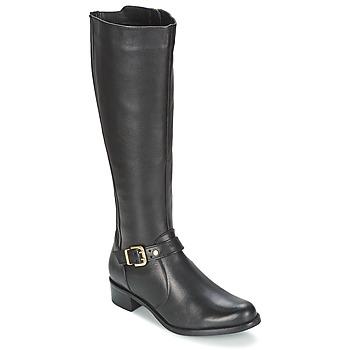 Sapatos Mulher Botas Dune London TIPPLER Preto