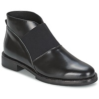 Sapatos Mulher Botins F-Troupe Chelsea Boot Preto
