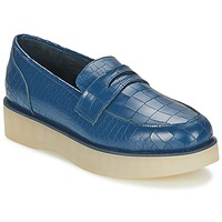 Sapatos Mulher Mocassins F-Troupe Penny Loafer Navy