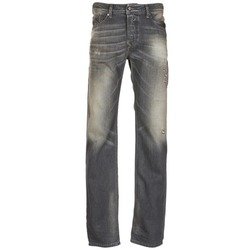 Textil Homem Calças Jeans Diesel WAYKEE Cinza