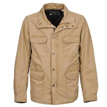 Textil Homem Jaquetas Diesel J-AMEDE Bege