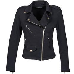 Textil Mulher Casacos/Blazers Diesel G-LUPUS Preto