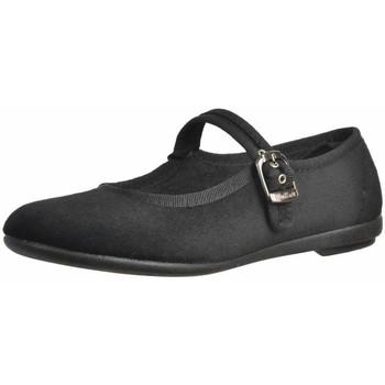 Sapatos Mulher Sapatilhas Vulladi 34614 Preto