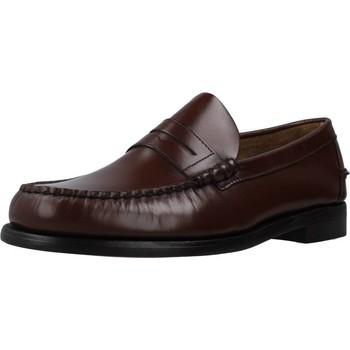 Sapatos Homem Mocassins 24 Hrs 9977 Preto