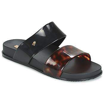 Sapatos Mulher Chinelos Melissa COSMIC Preto
