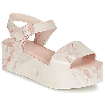 Sapatos Mulher Sandálias Melissa MAR Rosa