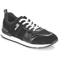 Sapatos Mulher Sapatilhas Love Moschino JA15062G13 Preto