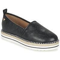 Sapatos Mulher Alpargatas Love Moschino JA10113G13 Preto
