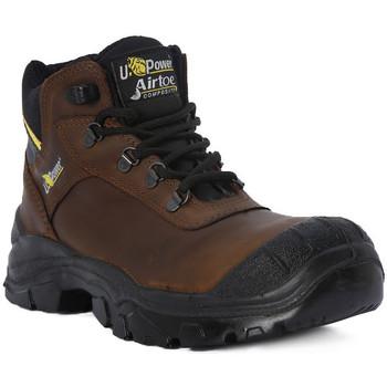 Sapatos Homem Sapatos de caminhada U Power LATITUDE RS UK S3 SRC Multicolore