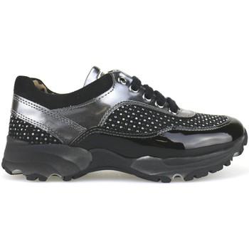 Sapatos Rapariga Sapatilhas Nada Sneakers AH189 Preto