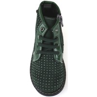 Sapatos Rapariga Botins Didiblu Botins AJ952 verde