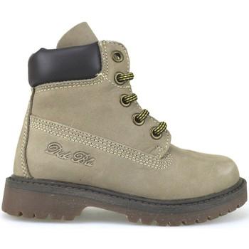 Sapatos Rapariga Botins Didiblu Botins AJ959 Bege