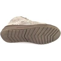Sapatos Rapariga Sapatilhas de cano-alto Didiblu Sneakers AH126 Bege