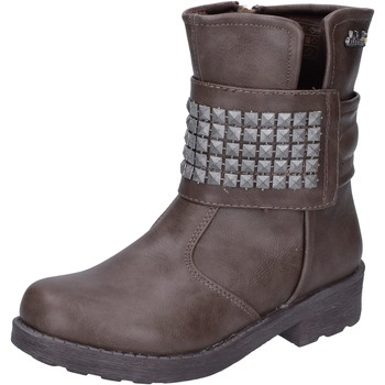 Sapatos Rapariga Botins Didiblu  Bege