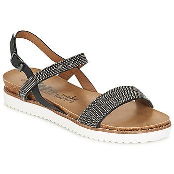 Sapatos Mulher Sandálias Xti POUS Preto