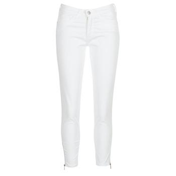 Textil Mulher Gangas ¾ & 7/8 Gaudi PODALI Branco