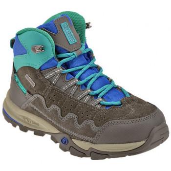 Sapatos Rapariga Sapatos de caminhada Tecnica  Cinza