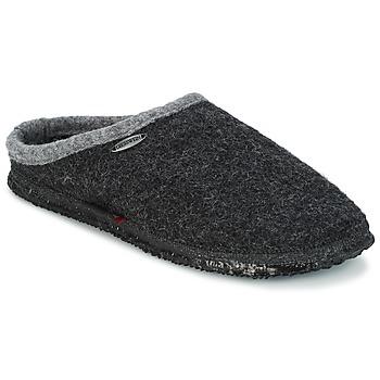 Sapatos Mulher Chinelos Giesswein DANNHEIM Antracite