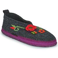 Sapatos Mulher Chinelos Giesswein TANGERHÜETTE Antracite