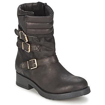 Sapatos Mulher Botas baixas Jonak SHUNYATA Preto