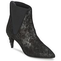 Sapatos Mulher Botins Stéphane Kelian ELSA 7 Preto