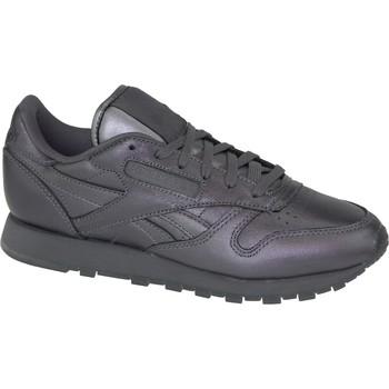 Sapatos Mulher Sapatilhas Reebok Sport Classic Leather Spirit V69378 Violette
