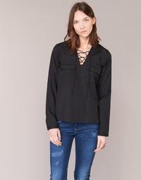 Textil Mulher camisas Kaporal ALDA Preto