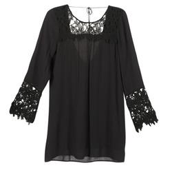 Textil Mulher Vestidos curtos Billabong OPEN HORIZON DRESS Preto
