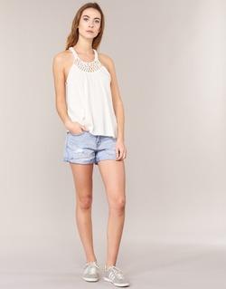 Textil Mulher Shorts / Bermudas Billabong FRANKIE Ganga