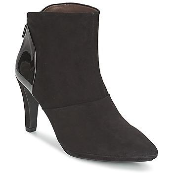 Sapatos Mulher Botins Perlato STEFANIA Castanho