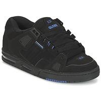 Sapatos Homem Sapatilhas Globe SABRE Preto / Azul