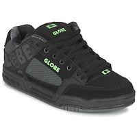 Sapatos Homem Sapatos estilo skate Globe TILT Preto / Cinza / Verde