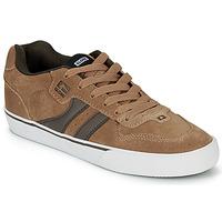 Sapatos Homem Sapatos estilo skate Globe ENCORE-2 Castanho
