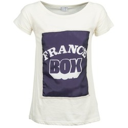 Textil Mulher T-Shirt mangas curtas Kling WARHOL Branco