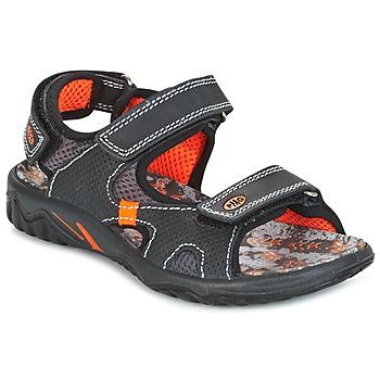 Sapatos Rapaz Sandálias Primigi PACIFIC Preto