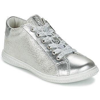 Sapatos Rapariga Sapatilhas Primigi SUTRE Prateado