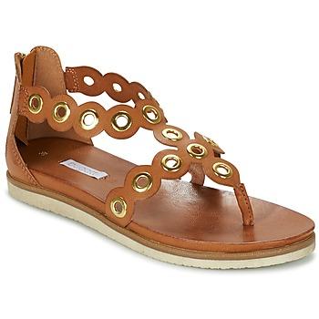 Sapatos Mulher Sandálias Bugatti BRETE Conhaque