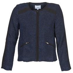 Textil Mulher Casacos/Blazers Suncoo DANAELLE Azul