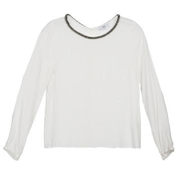 Textil Mulher Tops / Blusas Suncoo LUCIA Cru