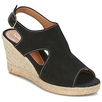 Sapatos Mulher Sandálias Nome Footwear DESTIF Preto